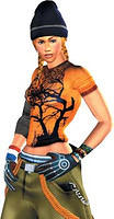 SSX 3 Character Art EA Gallery 01
