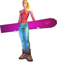 SSX Miscellaneous Art Gallery 1